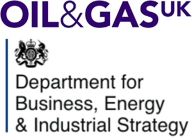 OGUK and DBEIS combined logo
