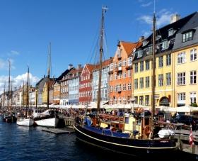 The Nyhavn in Copenhagen, site of the 2015 EOGAN conference